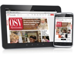 OSV Newsweekly Unveils New Digital Edition