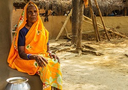 GFA (Gospel for Asia) provides healthcare, vocational training and spiritual care to some of South Asia's millions of widows, many of whom are left destitute because of cultural prejudices.