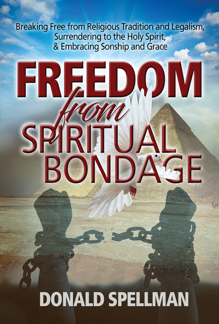 Breaking Free from Religious Tradition and Legalism, Surrendering to