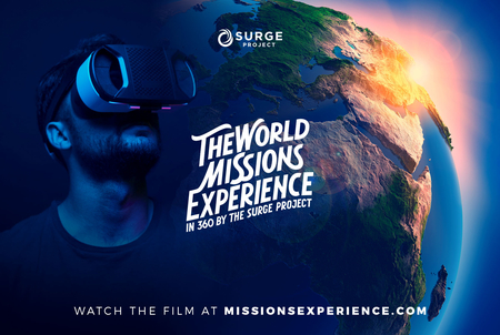 The Surge Project Debuts 360-Degree Experience to Take ...